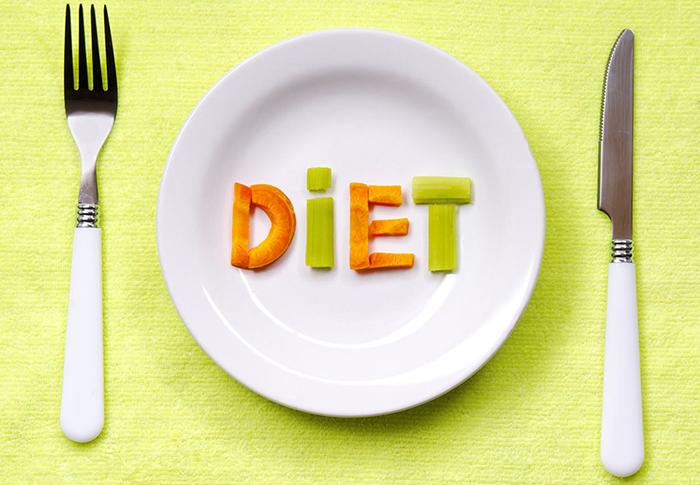 Возможные диеты при ВЗК